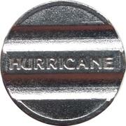 Car Wash Token - Hurricane – reverse
