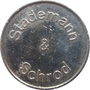 Car Wash Token - Kärcher Clean Park Stademann & Schrod – obverse