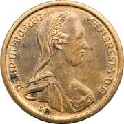 Replica - 1 Thaler - Maria Theresia – obverse
