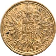Replica - 1 Thaler - Maria Theresia – reverse