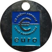 Shopping Cart Token - Crédit Agricole – reverse