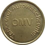 Car Wash Token - OMV (without number) – obverse