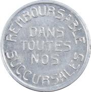 5 Centimes - Guyenne et Gascogne (Bayonne) – obverse