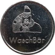 Car Wash Token - Waschbär – obverse