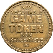 Game Token - MGM Grand (Oz Arcade & Midway) – reverse