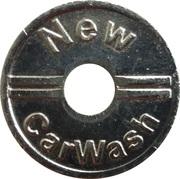 Car Wash Token - New CarWash – reverse