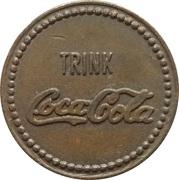 Vending Machine Token - Trink Coca-Cola – obverse