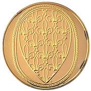 Token - Rois de France (Louis VIII 1223-1226) – reverse