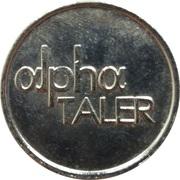 Alpha Taler - Alpha Apotheke (Duisburg Nuemühl) – reverse