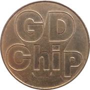 Token - GD Chip (Schwäbisch Gmünd) – obverse