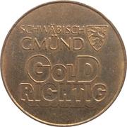 Token - GD Chip (Schwäbisch Gmünd) – reverse