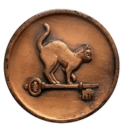 Half a Key - Cat Cay – obverse