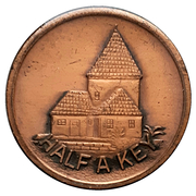 Half a Key - Cat Cay – reverse