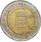 Token - Bank Friesland – reverse