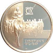 Token - Danmarks Regenter (Christian X, 1912-1947) – obverse