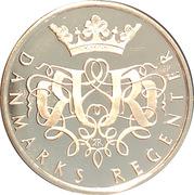 Token - Danmarks Regenter (Christian X, 1912-1947) – reverse