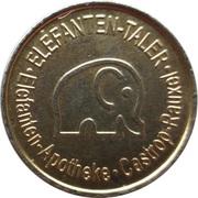 Elefanten Taler - Elefanten Apotheke (Castrop, Rauxel) – obverse
