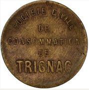 5 Centimes - Société civile de Consommation de Trignac (type 2) – obverse