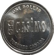 1 Dollar - CNE Casino (Toronto, Ontario) – obverse