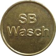 Car Wash Token - SB Wasch – obverse