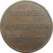 Car Wash Token - Waschpark (Swinegel, Buxtehude) – obverse