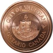 Token - Vaughan, Ontario (Ontario's 51st City) – obverse