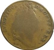 Token - Louis XIV (Incensa Batavorum Classa) – obverse