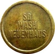 Car Wash Token - SB Wash (Neuenhaus) – obverse