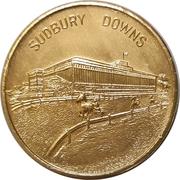 Medal - Sudbury Downs – obverse