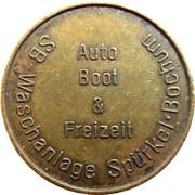 Car Wash Token - SB Waschanlage (Spürkel, Bochum) – obverse