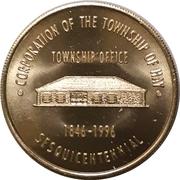 Token - Township of Hay (Huron County, Ontario) – obverse