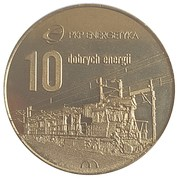 10 Good Energies – obverse