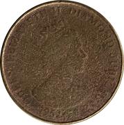 Medal - Elizabeth II Diamond Jubilee – obverse