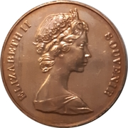 Token - The Big Penny 1967 – obverse