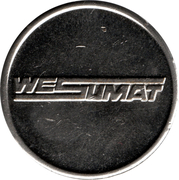 Car Wash Token - Wesumat – reverse