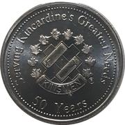 2 Dollars - Kincardine, Ontario – reverse