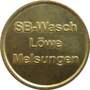 Car Wash Token - SB Wasch (Melsungen) – obverse