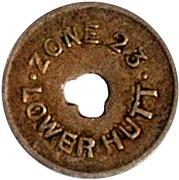 1 Pint Milk - Zone 23 (Lower Hutt) – obverse