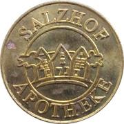 1 Salzhof Taler - Salzhof Apotheke (Bad Salzuflen) – obverse