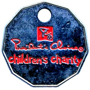 Token - President's Choice (Children's Charity) – obverse