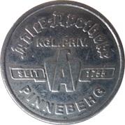 Adler Taler - Adler Apotheke (Pinneberg) – obverse