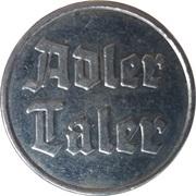 Adler Taler - Adler Apotheke (Pinneberg) – reverse