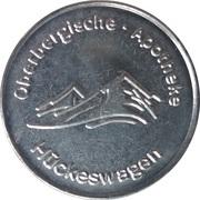 1 Treue-Taler - Oberbergische Apotheke (Hückeswagen) – obverse