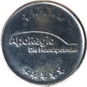1 Mark - Aporegio – obverse