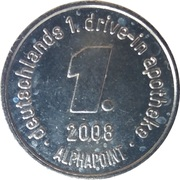 1 Alphapoint - Alphapoint Apotheke (Hamburg) – reverse