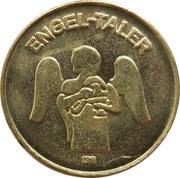 Pinguin-Taler / Engel-Taler - Pinguin Apotheke (Amsberg) – reverse