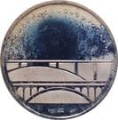 Token - Salonit Anhovo 75 years (Anhovo) – reverse