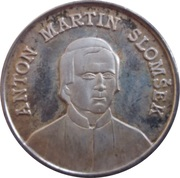 Token - Anton Martin Slomšek – obverse