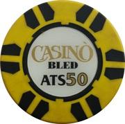 50 Schilling - Casino Bled (Bled) – obverse