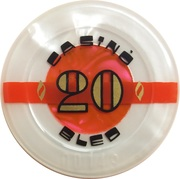 20 - Casino Bled (Bled) – obverse